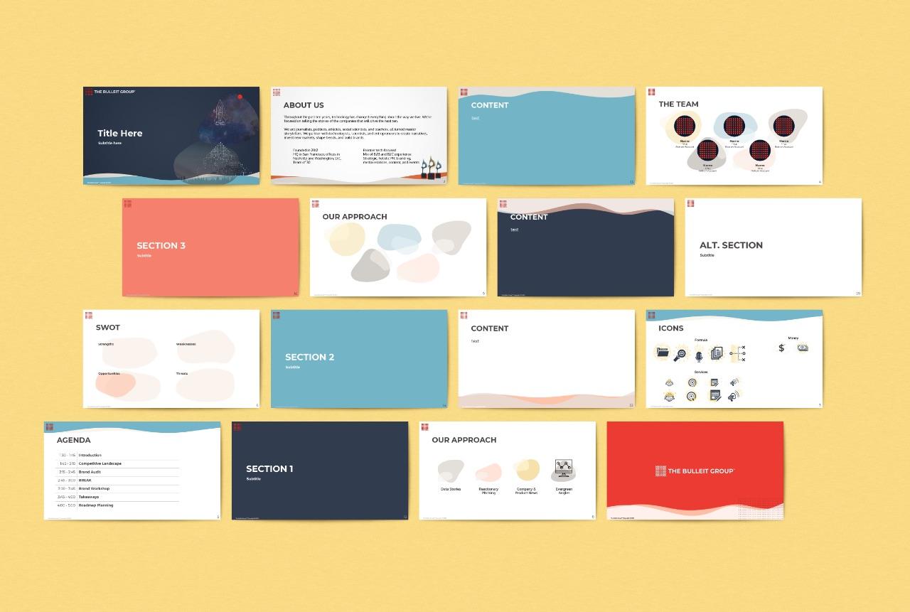 Bulleit Group Presentation Slides