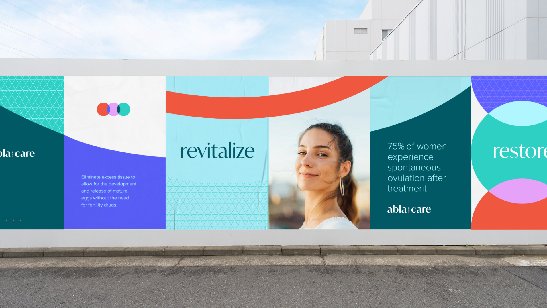 Ablacare Brand Wall