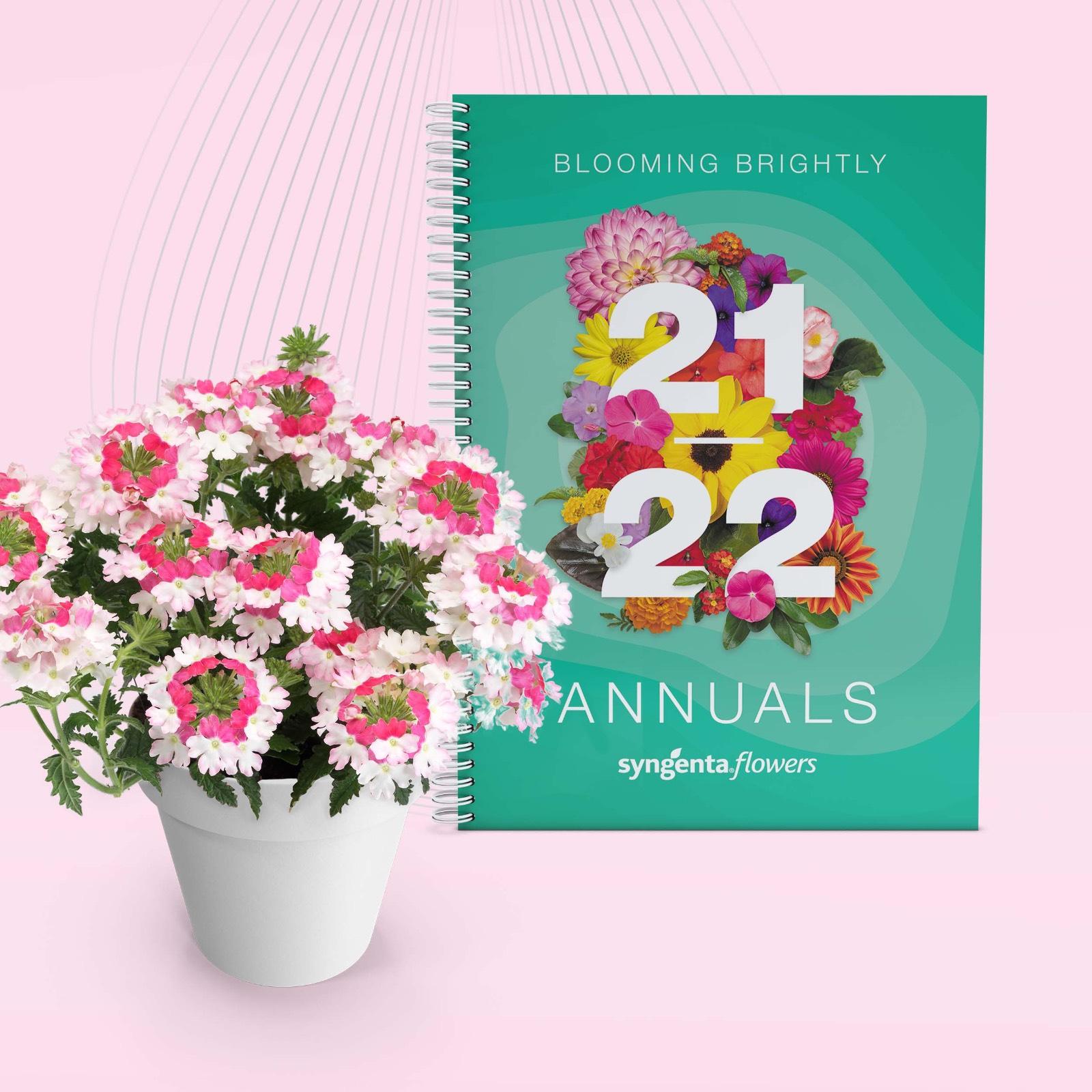 Syngenta Flowers Annual Catalog 2021-2022