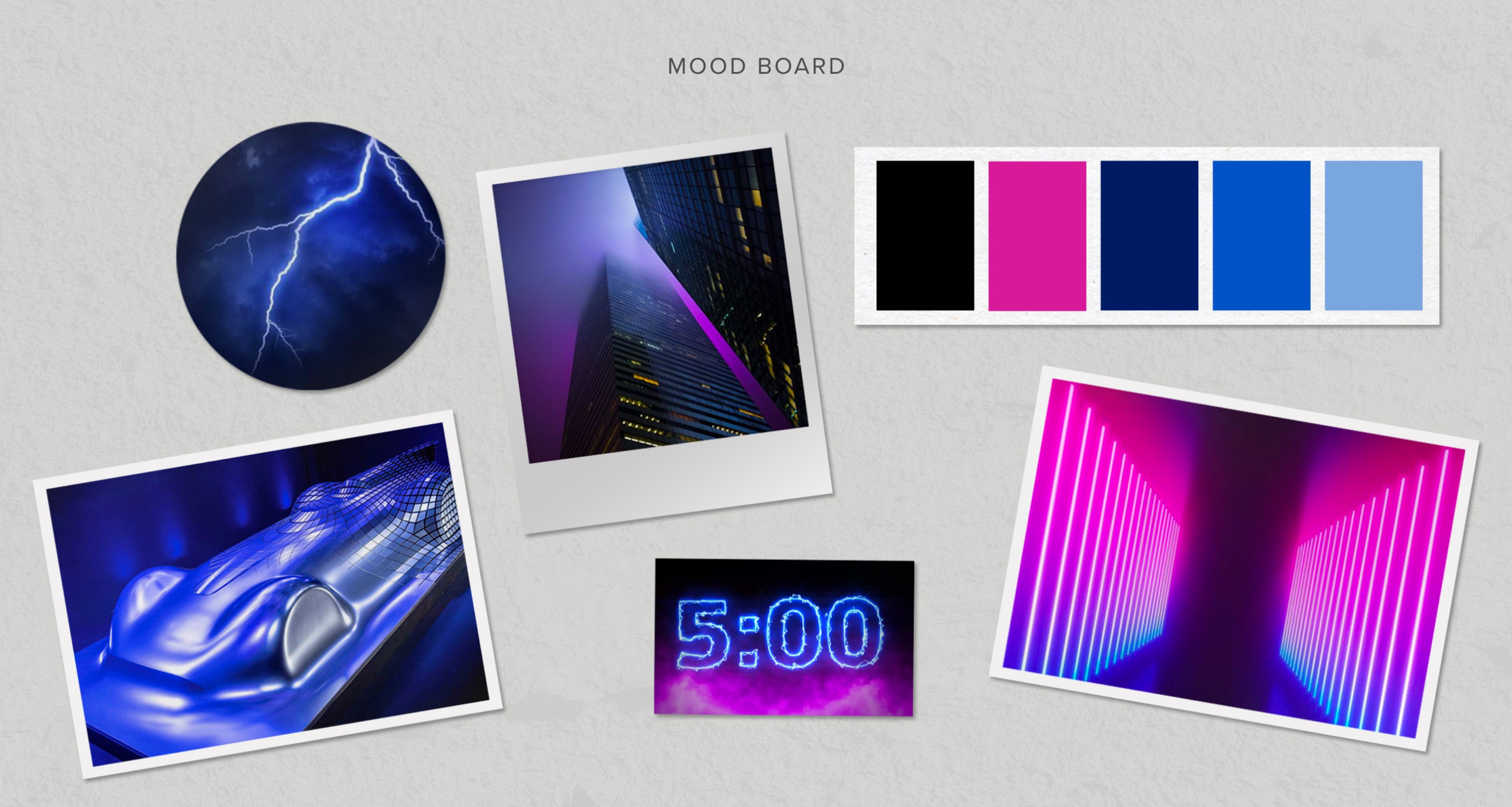 A10 Networks Mood Board