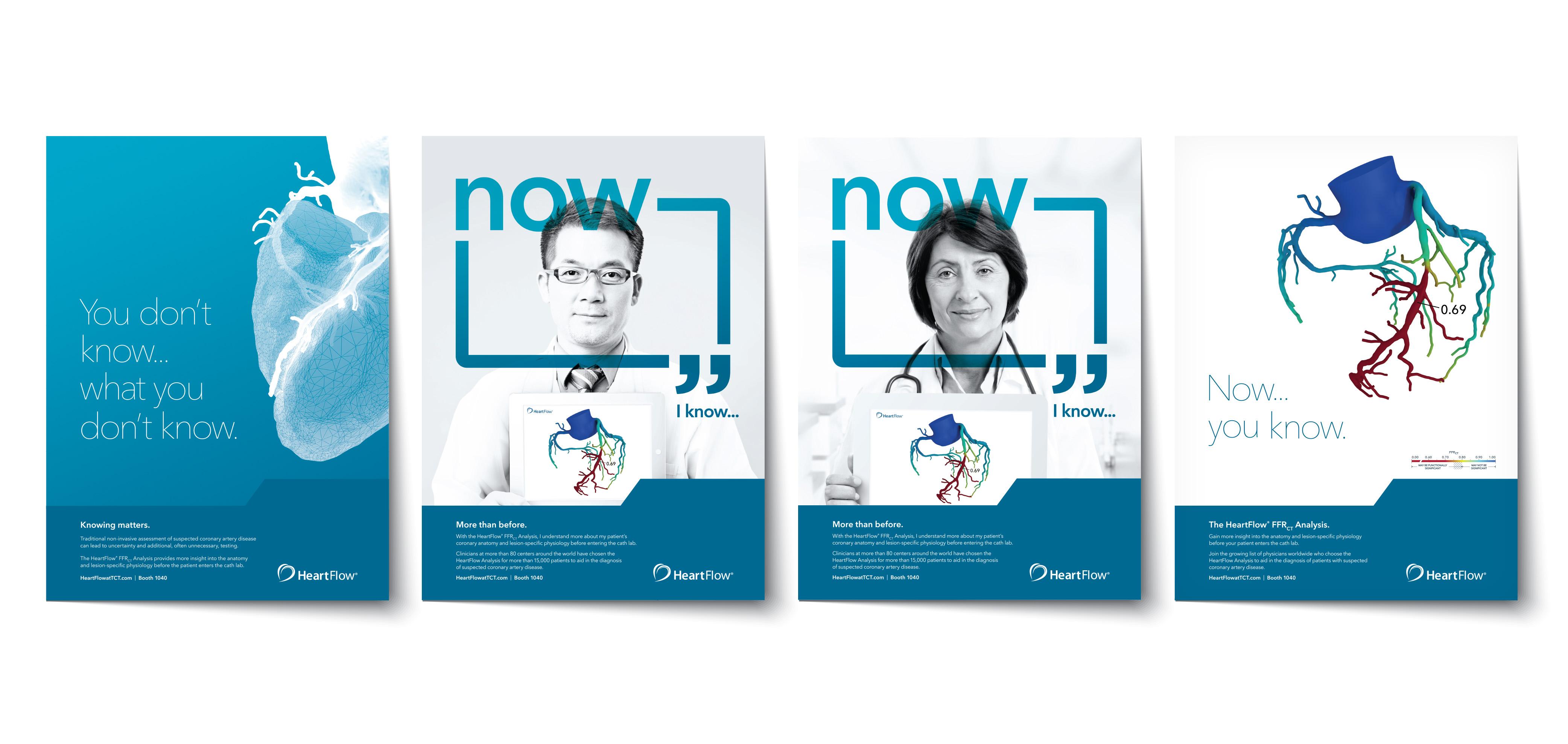 Heartflow Ad Campaign
