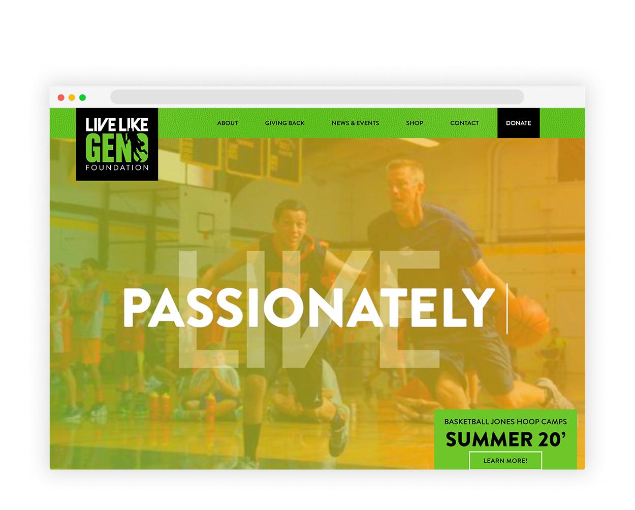 Live Like Geno Foundation