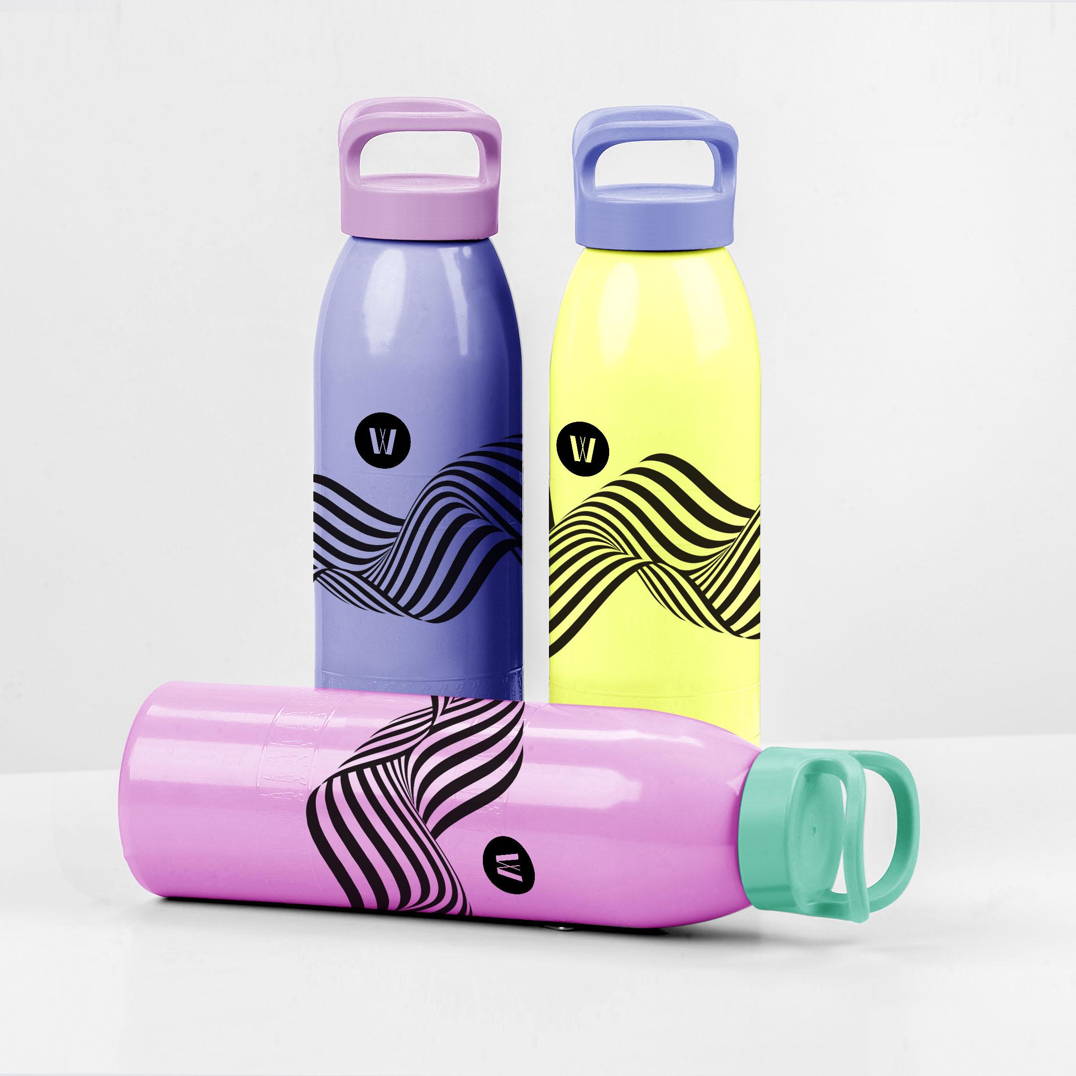 Waltz Branded Bottle