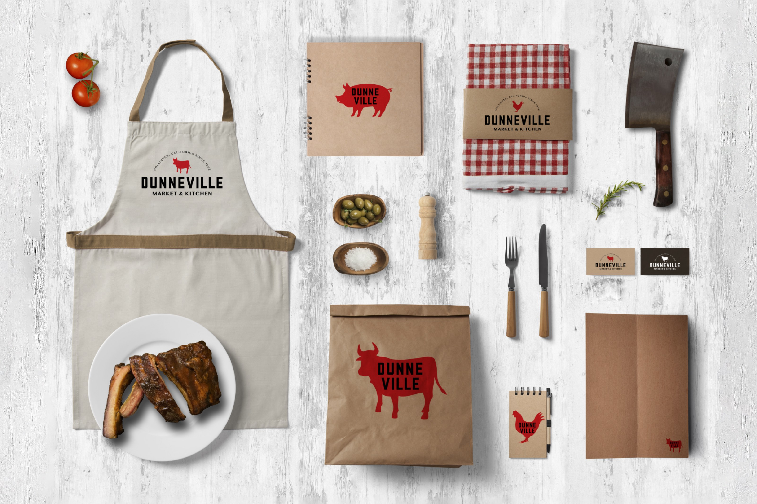 Dunneville Market and Pantry Items