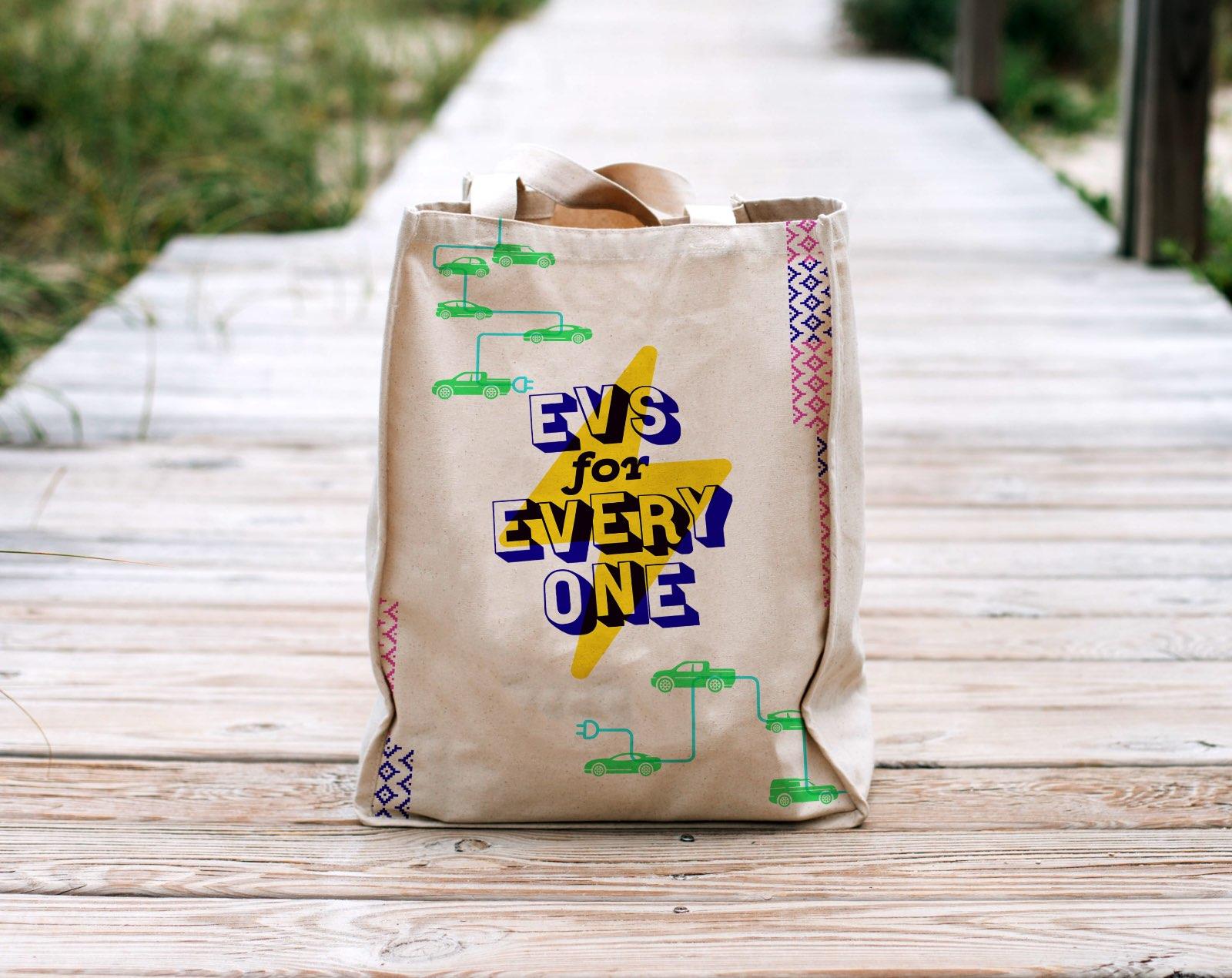 EcoAction Canvas Bag