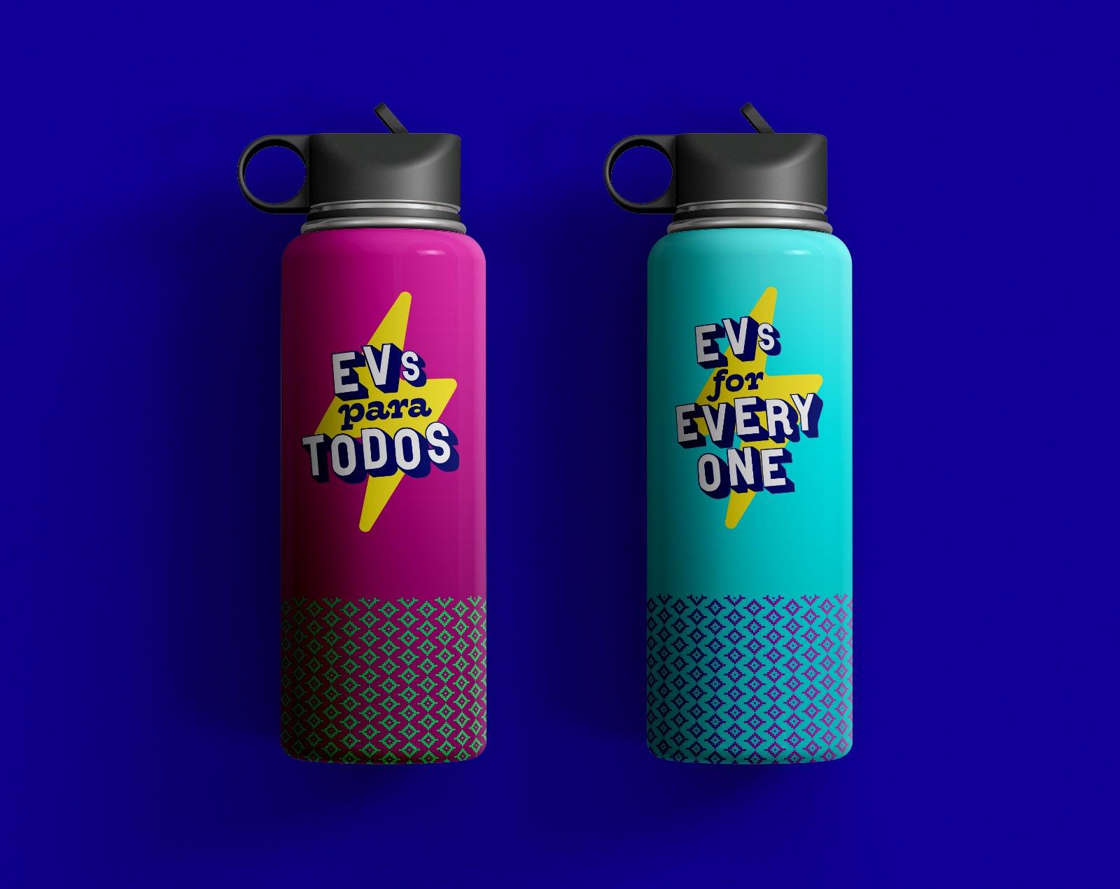 EcoAction Water Bottles