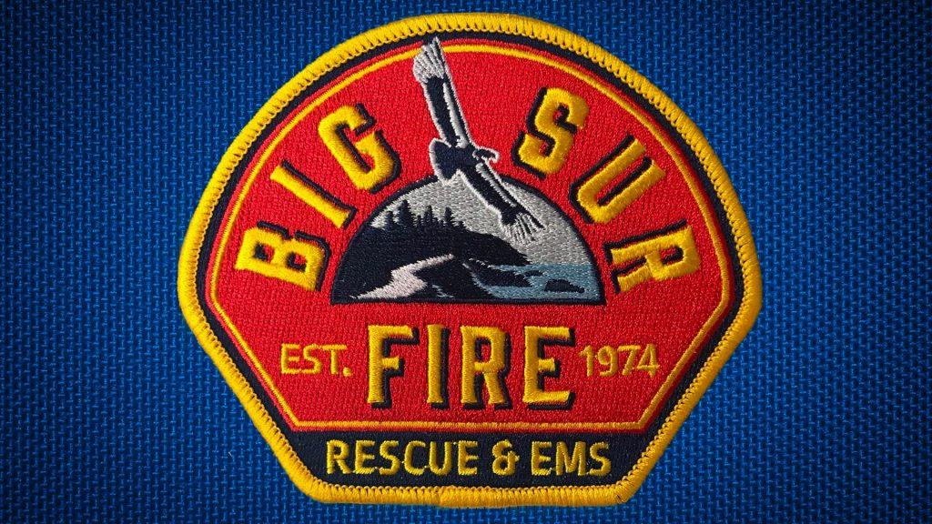 Big Sur Fire Patch