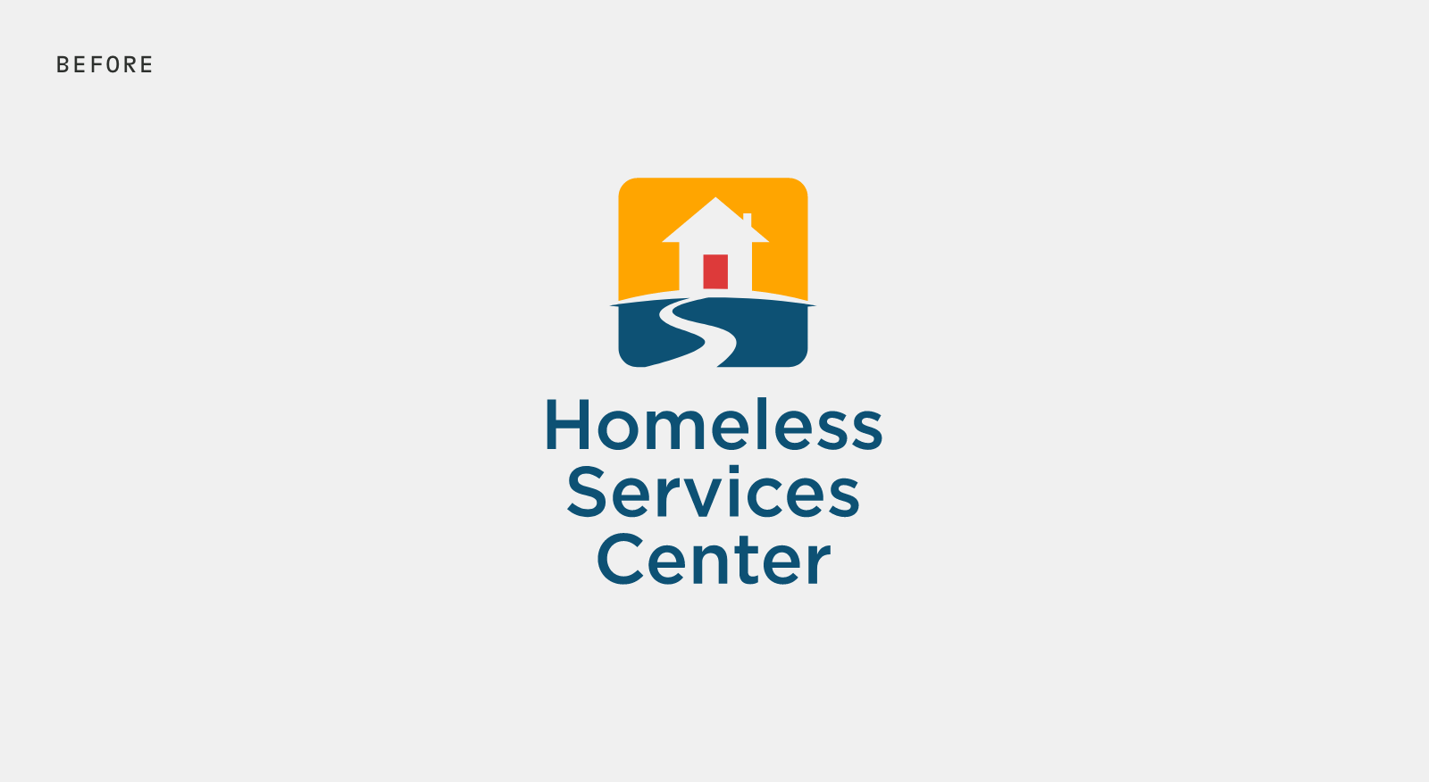 Housing Matters Logo Design - Before
