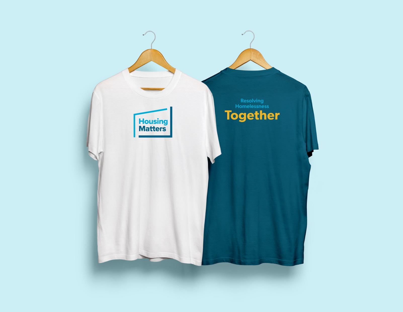 Housing Matters T-Shirt Designs